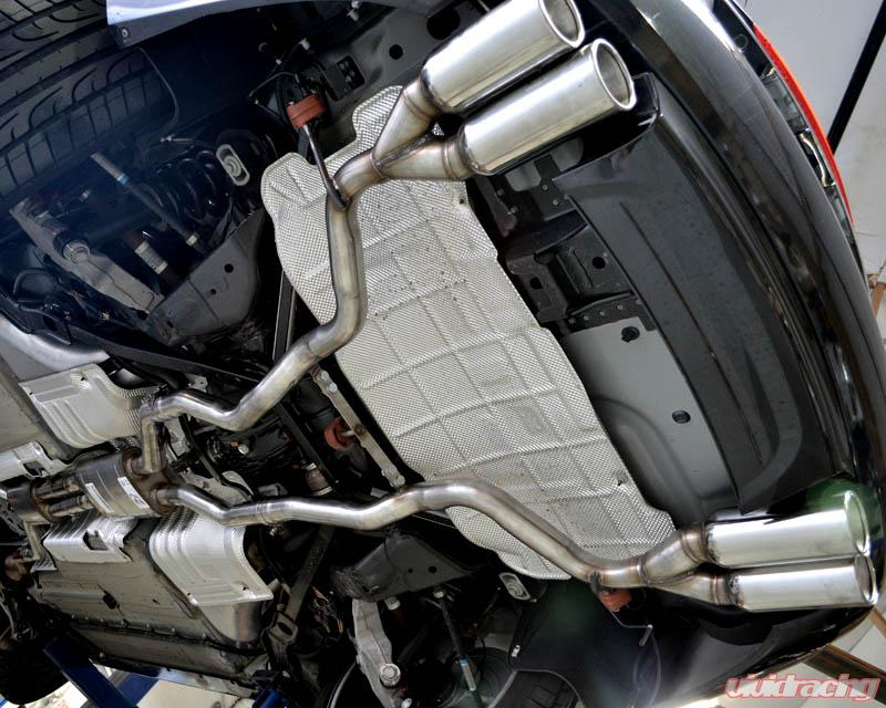 Quicksilver Sport Stainless Steel Exhaust System Jaguar XKR | XKR-S 5 0L  SuperCharged 09-14