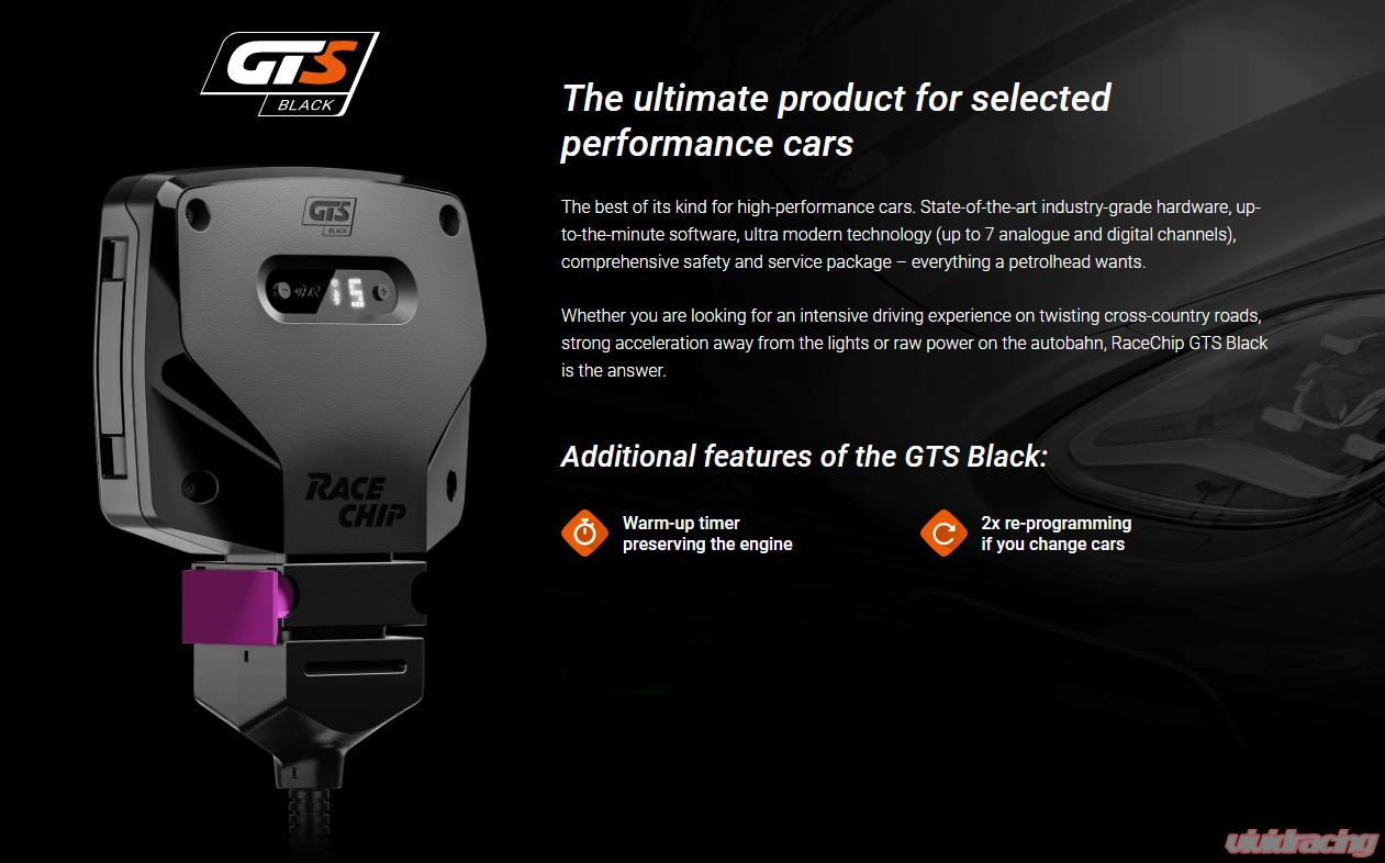 Racechip GTS Black Tuning Box Kit BMW M3/M4 3 0L 425HP