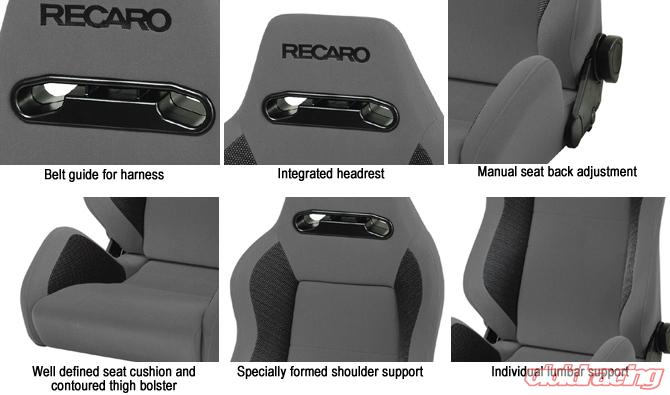Recaro Speed 3