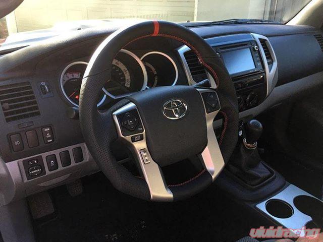 Toyota tundra 4runner tacoma upgraded steering wheel - 2013 toyota tacoma interior accessories ...