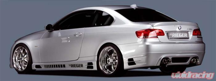 Rieger Complete Body Kit w/ Parktronic BMW E92 & E93 335i 07-11