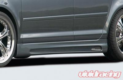 Rieger Carbon Look Side Skirts Audi A3 8p Sportback 05 08