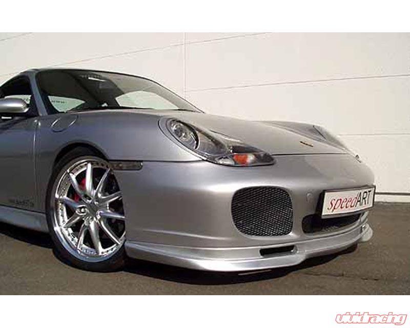 Made for 01-05 PORSCHE 996 911 Turbo 4S OE Style Front Bumper Chin Lip