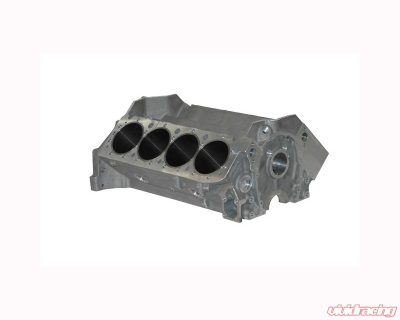 Dart 4 5 Bore Spacing Aluminum Chevy Small Blocks BBC 350 9 075 4 18