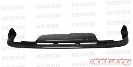 Seibon Front Carbon Fiber P1-Style Lip Spoiler Subaru Impreza 99-01