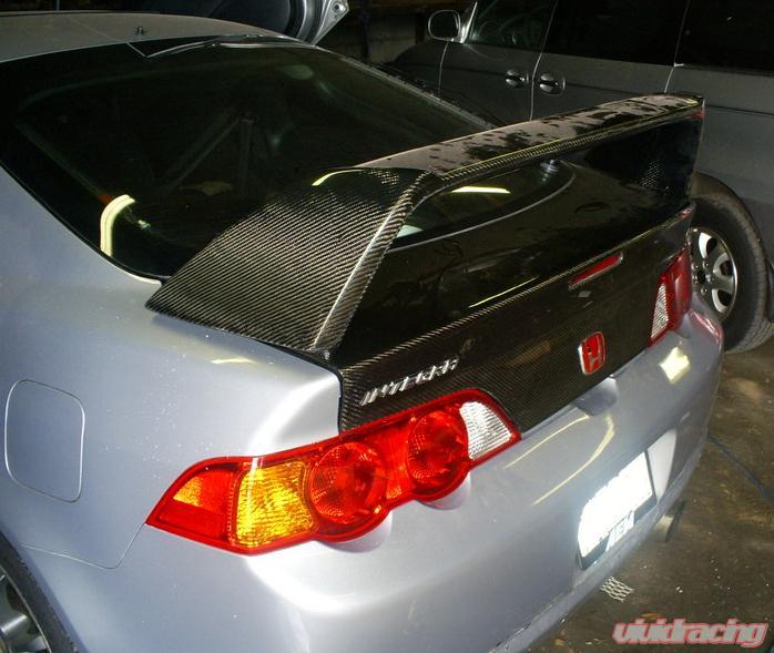 Seibon Carbon Fiber TR-Style Rear Spoiler Acura RSX 02-06