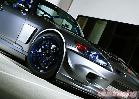 Seibon Front Carbon Fiber Fenders Honda S2000 00-09