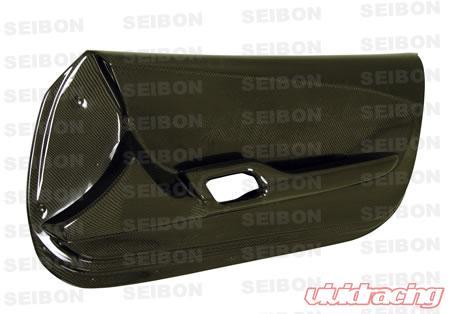 Seibon Carbon Fiber Door Panels Toyota Supra 93 98 Dp9398tysup