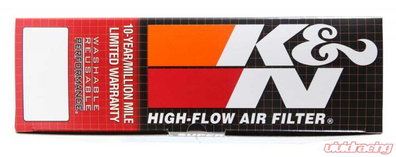 K/&N YA-6001 Yamaha High Performance Replacement Air Filter