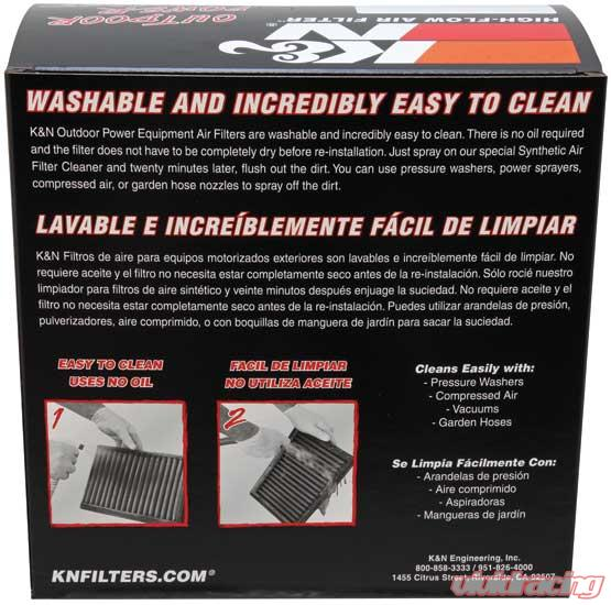 K/&N E-4425 High Performance Replacement Industrial Air Filter