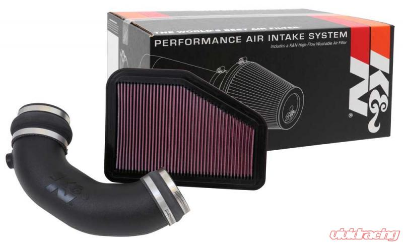 K/&N 57-3071 Performance Air Intake System