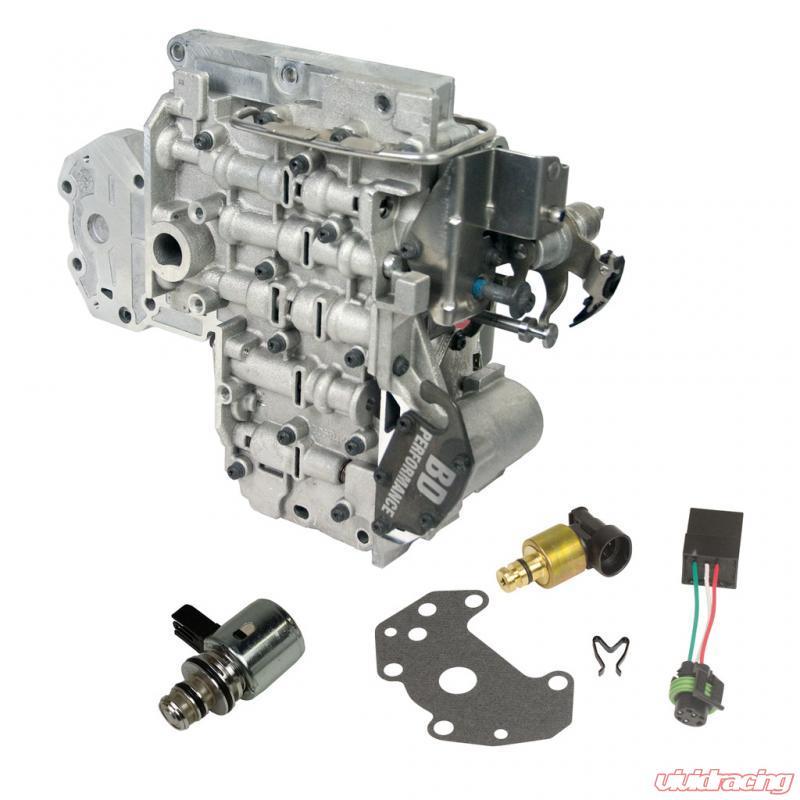 BD Diesel BD 48RE Valve Body Dodge 2003-2007 c/w Governor Pressure Solenoid  & Transducer Dodge 2003-2007 5 9L 6-Cyl
