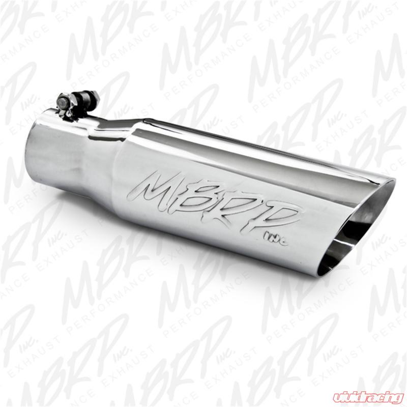 MBRP S5500409 2.5 Cat Back T409 Single Side Exhaust System