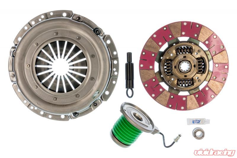 Exedy Racing Clutch Sport Kit Cer Ford Mustang 2005 2010 4 6l V8 07955csc