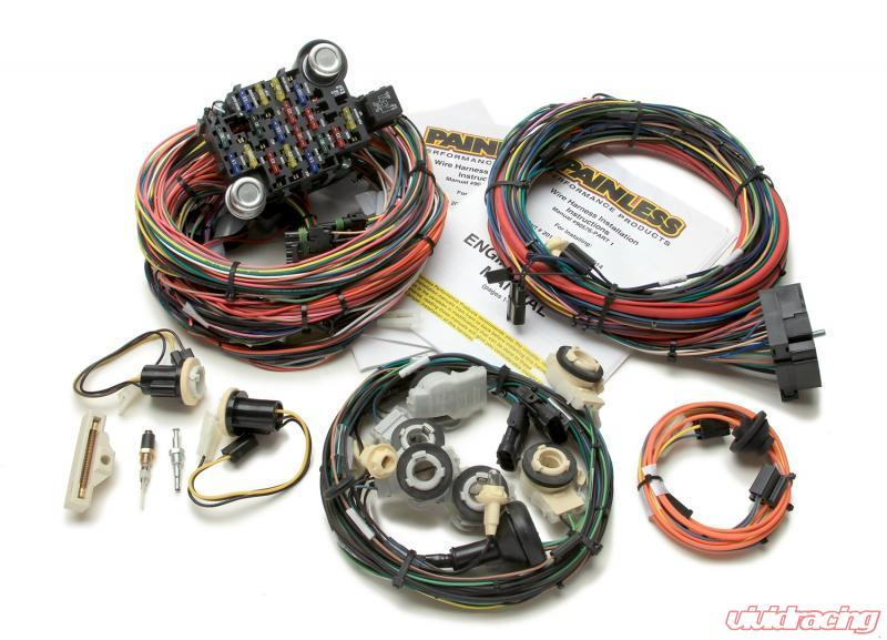 [SCHEMATICS_48YU]  Painless Wiring Direct Fit Camaro Harness (1978-1981)-26 Circuits Chevrolet  Camaro 1978-1981 | 1984 Camaro Painless Wiring Harness |  | Vivid Racing