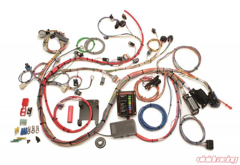 painless wiring 2006 2012 gm ls2 ls3 ls7 ls9 throttle by wire rh vividracing com LS3 Wiring Harness Wiring Harness Diagram