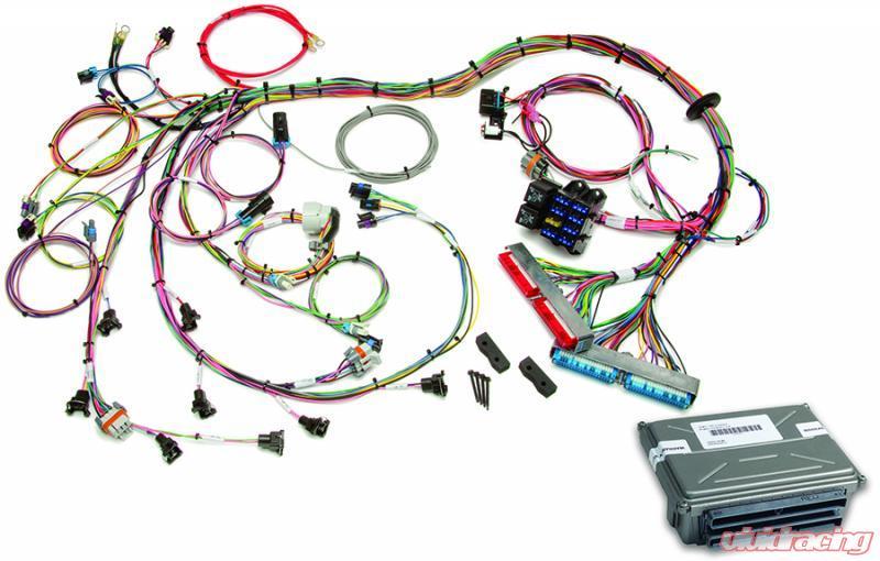 Painless Wiring 1998-2004 GM LS1/LS6 EFI Harness (60508 w/VATS Removed ECM)