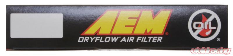 AEM 28-20364 Dryflow Air Filter