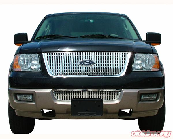 Quality Automotive Accessories Stainless Billet Grille Ford Expedition 2004 Image