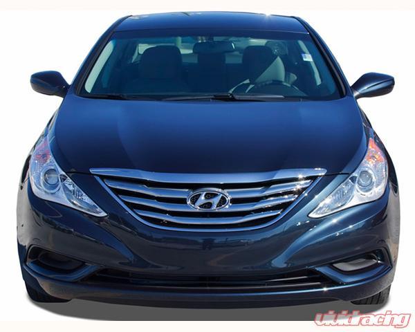 Quality Automotive Accessories ABS | Chrome Grill Overlays Hyundai Sonata  2013   SGC11360