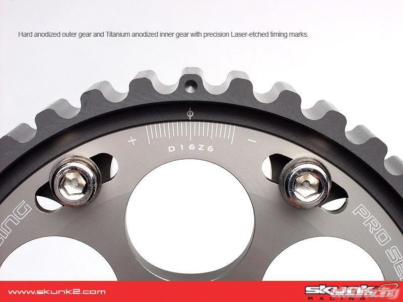 Surprising Skunk2 Pro Series Cam Gears Titanium Color Acura Integra Dohc 1 6 Wiring Database Lotapmagn4X4Andersnl