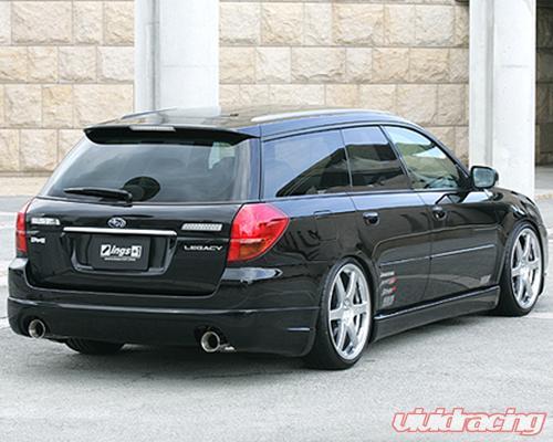 Subaru Legacy Outback >> INGS LX Sport 3pc Body Kits Hybird Subaru Legacy BP5 A~C 04-06 Image1