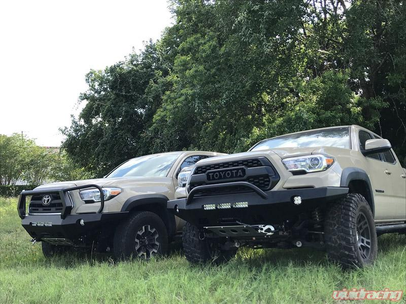 Toyota Pickup Front Bumper