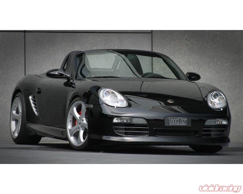 Techart Front Spoiler I Porsche Boxster 987 05 10