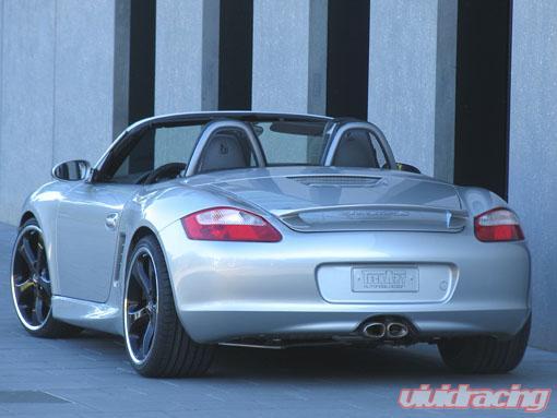 Techart Rear Wing I Porsche Boxster 987 05 10
