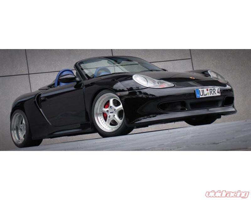 Techart Wide Body Kit Porsche Boxster 97 04