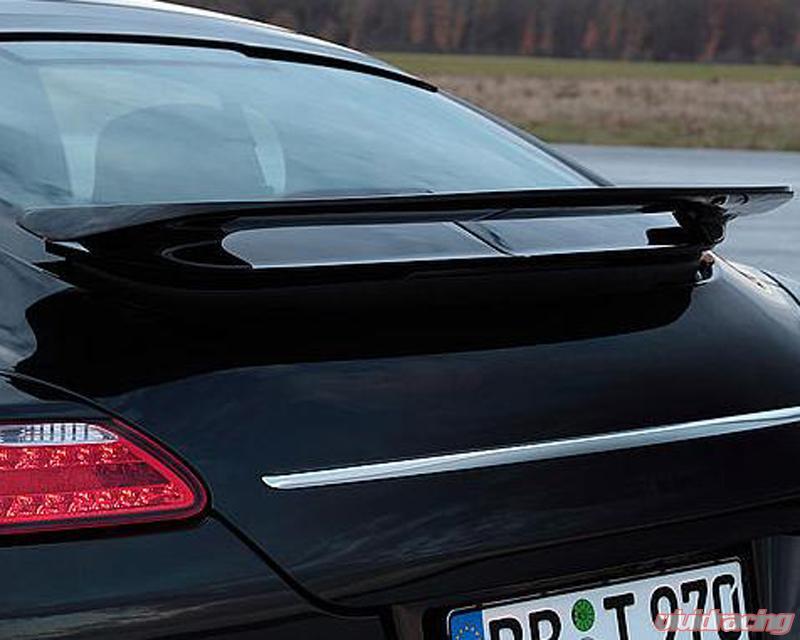 techart rear wing porsche panamera turbo 10 12