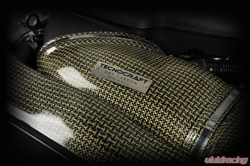 Tecnocraft Carbon Kevlar Envy Charge Pipe BMW M3 E90 E92 08-11