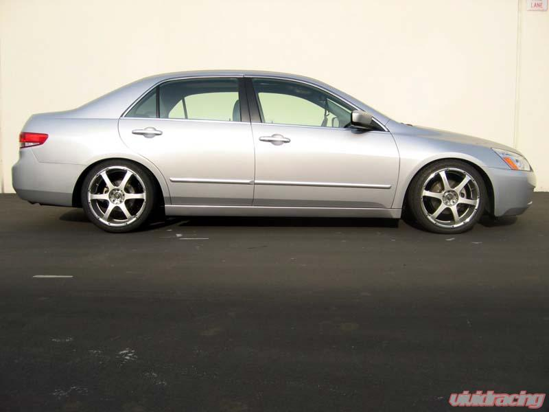 TEIN S.Tech Springs Honda Accord 4cyl 03-07 Image3