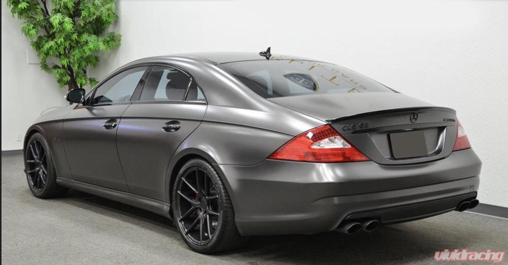 VR Tuned ECU Flash Tune Mercedes CLS55 5 5L Kompressor W219 476HP