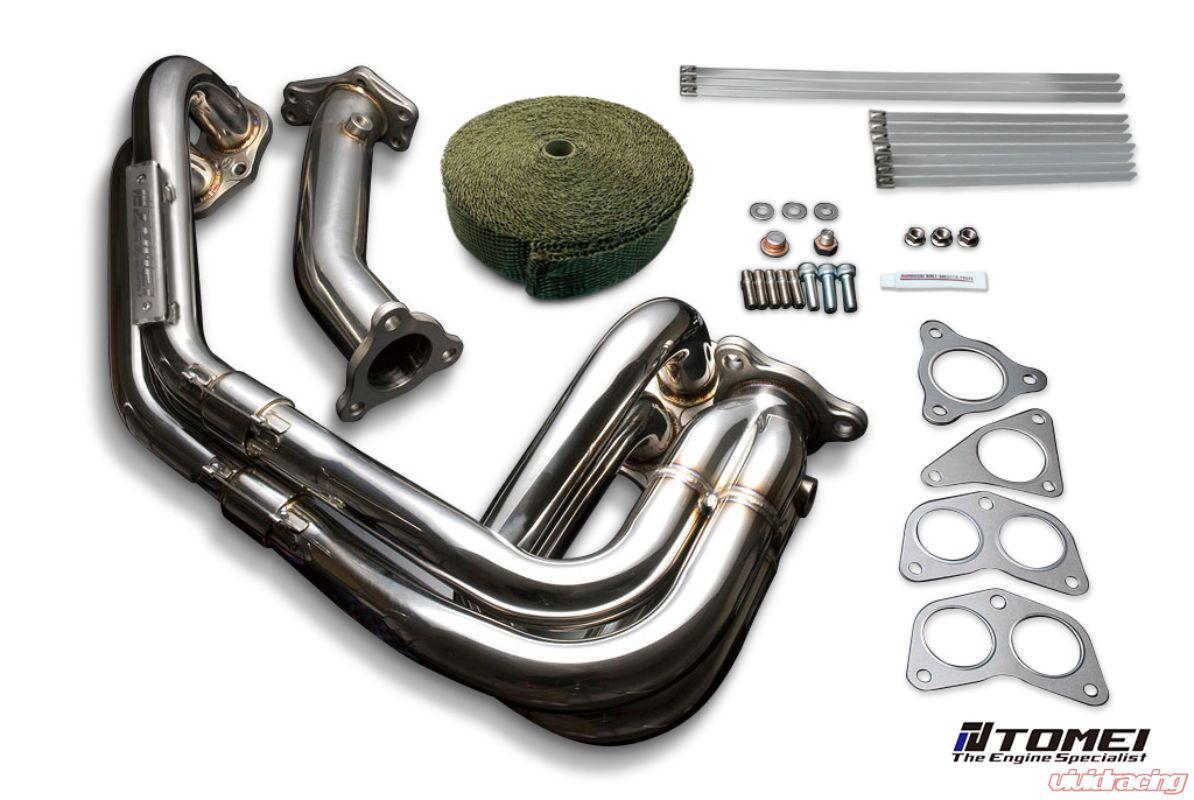Tomei Expreme Un Equal Length Exhaust Manifold Subaru Wrx Sti Ej20 Ej25 02 07 Tb6010 Sb02a