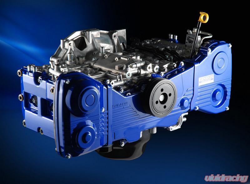 Tomei Long Block Subaru STI EJ257 04-07