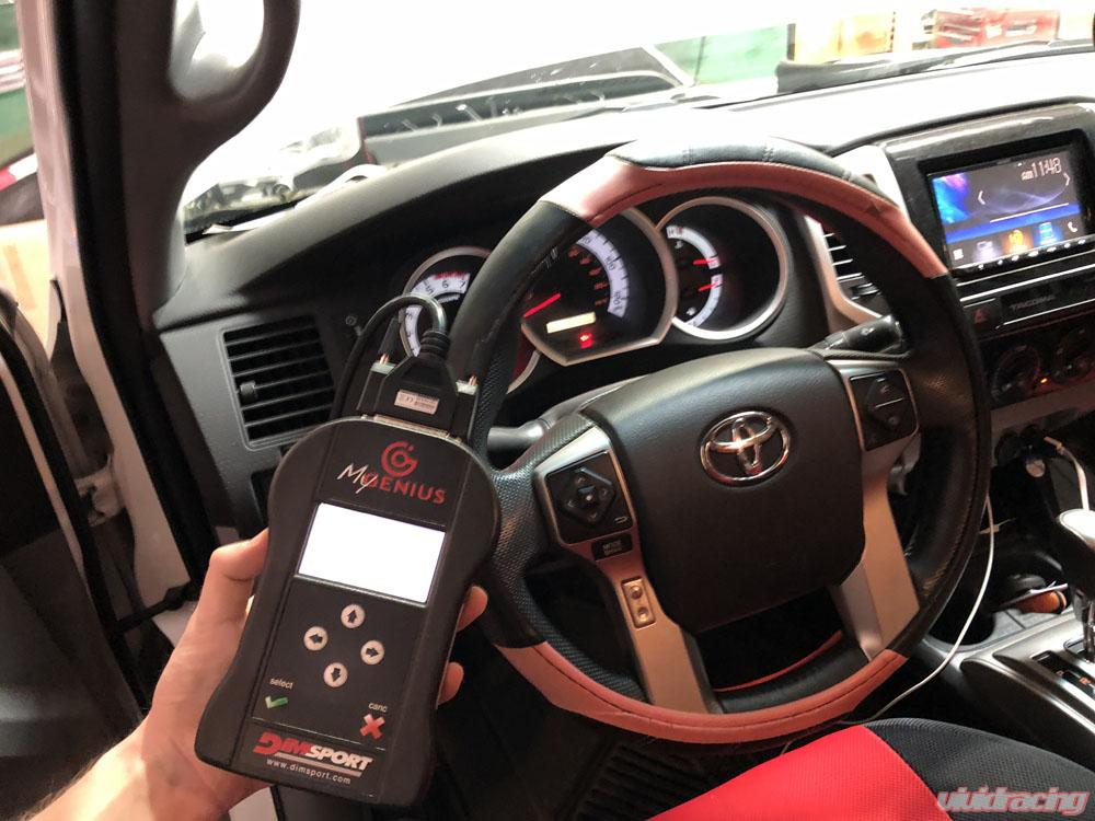 VR Tuned ECU Flash Tune Toyota Tacoma 4 0L VVT-I 236HP