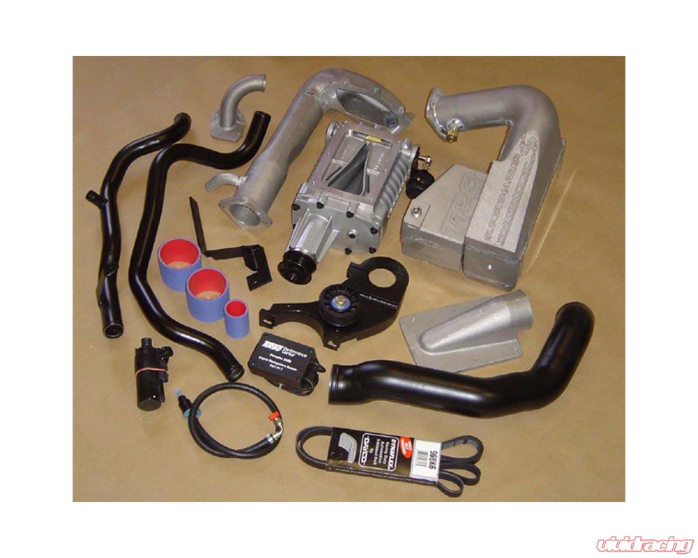Tpc Supercharger Kit Porsche 996 C2 C4 99 04 Image6
