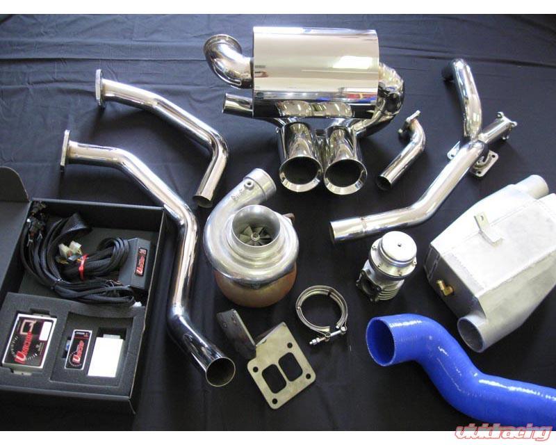 Porsche Cayman Turbo Kit Released By Tpc Racing Vivid
