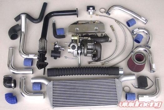 Turbo Specialties T25 Extreme Turbo Kit Honda Accord K24 03-07