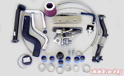 Turbo Specialties T20 Superior Turbo Kit Mazda Miata 1 6L B6-ZE 90-93