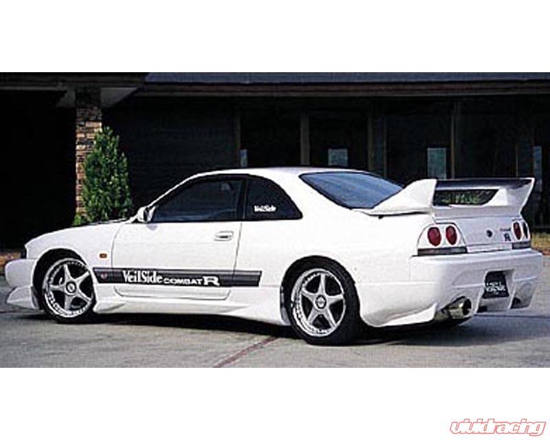 Veilside CI Carbon & FRP Rear Wing Spoiler Nissan Skyline R33 GTR 95-98