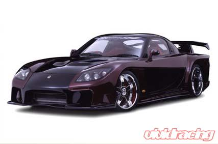 Car Body Kits >> Veilside Fortune Full Body Kit Mazda Rx7 Fd3s 93 02