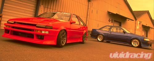 vertex full body kit toyota corolla trueno ae86 84 87 ver ae86tru fk vertex full body kit toyota corolla trueno ae86 84 87