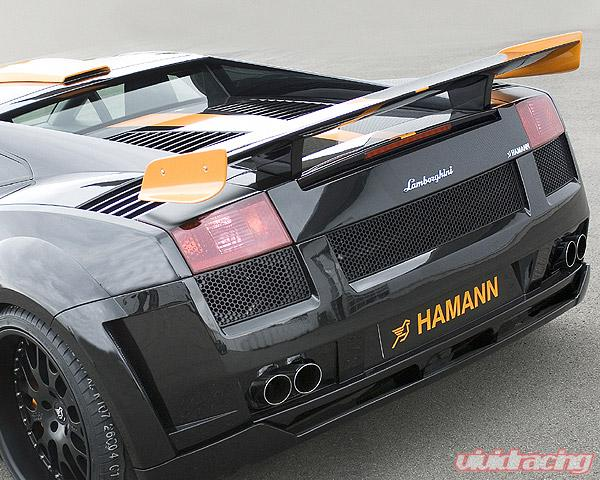 Hamann Victory Wide Body Rear Wing Lamborghini Gallardo 03