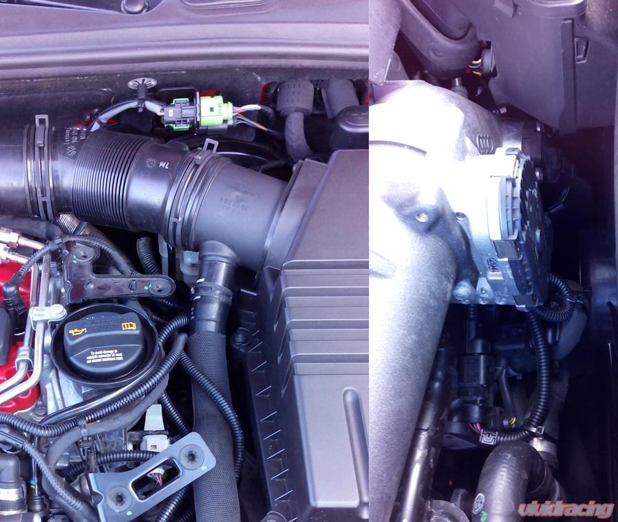 VR Tuned ECU Tuning Box Kit Audi RS3 2.5 TFSI 250 KW 340