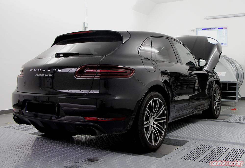 Porsche Macan And Cayenne S 3 6l Turbo Tuning Released