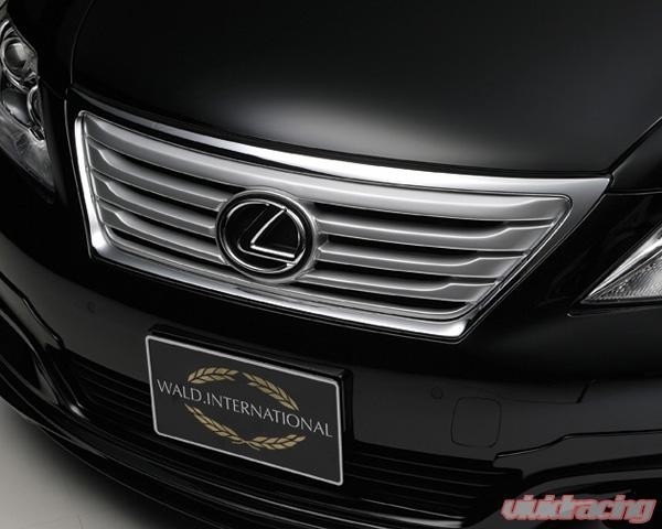 Wald International Executive Front Grill Lexus Ls460 Ls460l