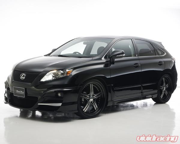 Lexus Is 350 >> Wald International Black Bison Aerodynamic Body Kit Lexus RX350 10-12 Image1