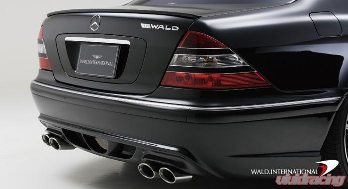 Wald International Version 3 Aerodynamic Body Kit Mercedes ...